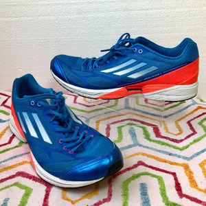Adidas MENS ADIZERO Feather 2 Running Sneaker